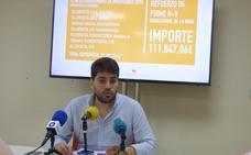 La Diputación reforzará el firme del tramo urbano de la Nacional V en Navalmoral