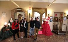 Muestra de los alumnos del centro especial Emérita Augusta