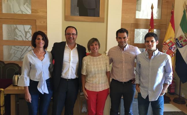 Consuelo Fernández será edil de Cs «a caballo» entre Cáceres y Mallorca