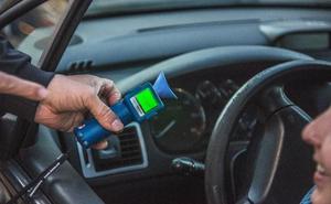 Detectan 39 conductores bajo los efectos del alcohol o drogas durante las ferias de Cáceres