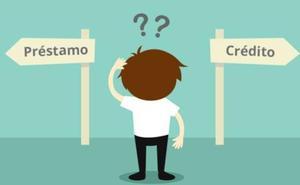 Necesitas ¿un crédito o un préstamo?