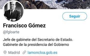 Moncloa incorpora a un asesor que insultó a Zapatero