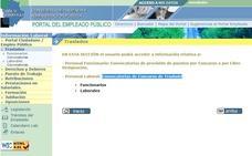 Publicadas las bases del concurso de traslado de personal laboral de la Junta de Extremadura