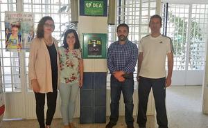 El colegio El Pilar de Don Benito logra la donación de un desfibrilador