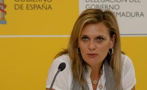 Yolanda García Seco, nueva delegada del Gobierno en Extremadura
