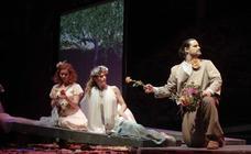 'Eco y Narciso' inaugura el Festival de Teatro de Cáceres