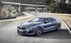 El nuevo BMW Serie 8 Cupé en fotos