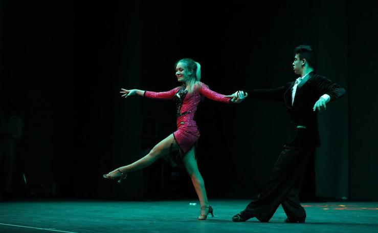 Baile de fin de curso de la Escuela de Baile Fran Montero