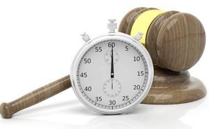 Los juicios rápidos cumplen 15 años en Extremadura