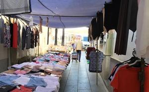 Día de mercado en Ceclavín