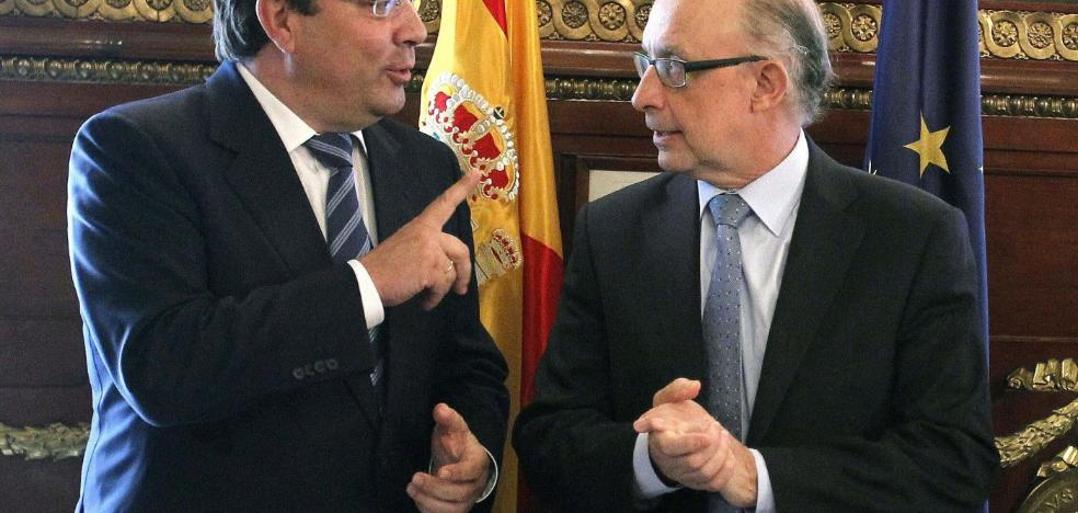 Extremadura fue la única región que incumplió el límite de deuda en 2017