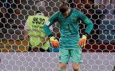 ¿Debe De Gea seguir siendo el portero titular de La Roja?