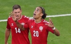 Dinamarca sobrevive al huracán peruano