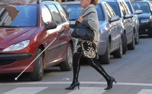 Badajoz impulsa la instalación de semáforos accesibles para ciegos