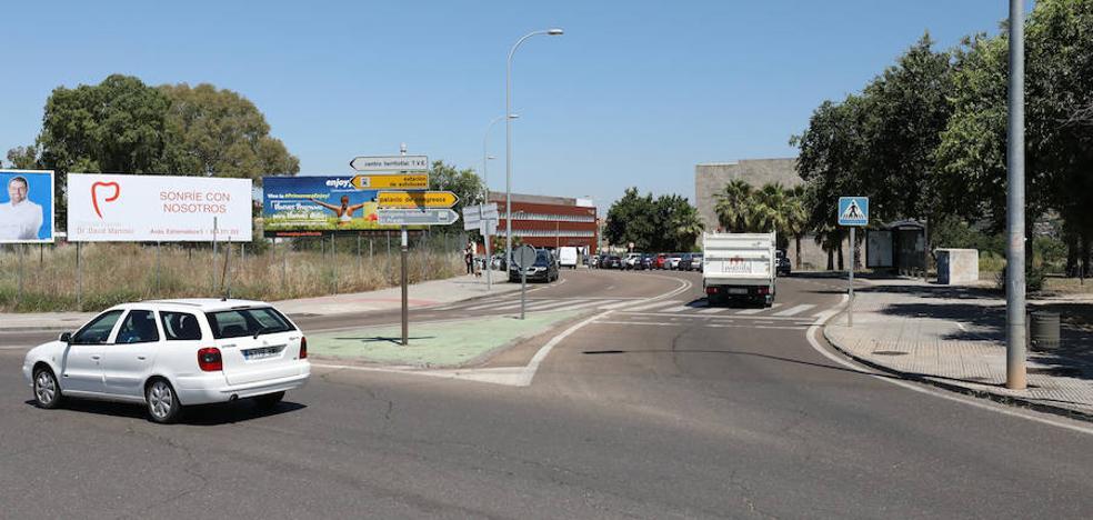 La obra de desdoblamiento de la carretera del Prado de Mérida empezará en pocas semanas