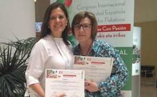 El programa extremeño de cuidados paliativos obtiene dos premios en el Congreso Nacional