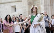 El Festival de Teatro de Cáceres acoge hoy un montaje de capa y espada