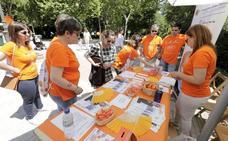 Actos de la Semana Europea de la Leucemia