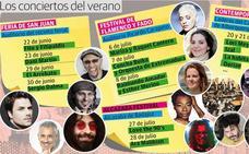 Badajoz recibirá el verano bailando