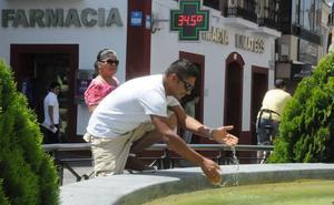 La alerta por calor en Extremadura se adelanta a este domingo tras ampliar los avisos por altas temperaturas