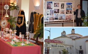 Medio siglo de servicio parroquial en Villanueva