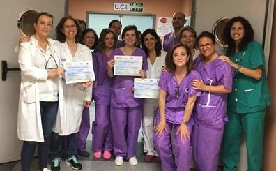 La UCI del Hospital San Pedro de Alcántara de Cáceres, reconocida por el Ministerio de Sanidad por reducir infecciones