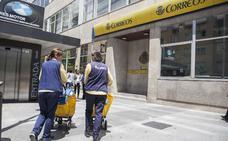 Correos pierde en Cáceres un 7,5% de puestos de trabajo desde el año 2016