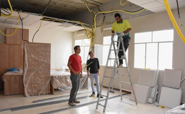 Fragoso sacará a concurso los contratos de Badajoz a partir de 3.001 euros
