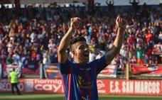 La Asociación de Futbolistas denuncia las altas temperaturas del Extremadura-Cartagena