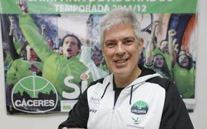 El Cáceres mantiene su confianza en Ñete Bohigas