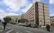 Roban trece endoscopios en el Hospital de Mérida valorados en 150.000 euros