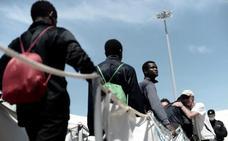 Extremadura, preparada para recibir a una treintena de inmigrantes del Aquarius