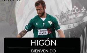 José Higón, quinta incorporación para el Badajoz