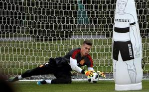 Kepa: «Estoy preparado para debutar en un Mundial»