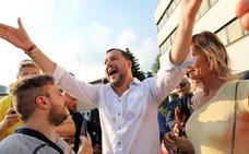 Salvini señala al nuevo enemigo público de Italia: los gitanos
