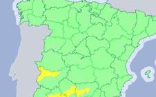 Castuera marca la temperatura máxima de España a medianoche con 30,5 grados