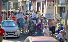 Marcha por la inclusión social en Villanueva