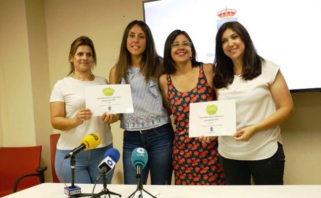 Raquel Castro y el colegio El Pozón ganan la X Convocatoria de Proyectos de Salud de Navalmoral