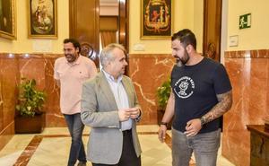 El Ayuntamiento de Badajoz cede un local en Llera para la asociación de síndrome de Rett