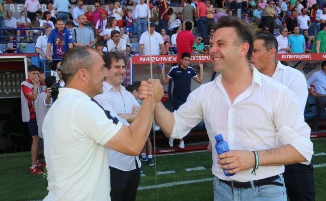 Sabas, la familia y el buen fútbol