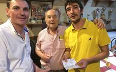 Iván Vaquero Sánchez gana el XXIX Torneo Abierto de Ajedrez de Coria