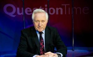 Se retira el 'eterno presentador' de BBC