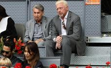 Becker se 'refugia' en la diplomacia