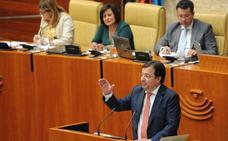 El debate sobre el estado de la región comenzará el próximo martes a las 18 horas