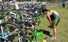 400 deportistas participarán en Badajoz en el Campeonato de España de Triatlón