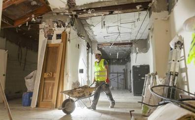 El Convenio de la Construcción de Cáceres tendrá una subida media anual de 646 euros