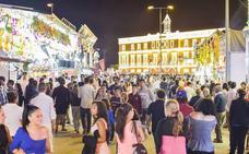 Policías y sanitarios perfilan la seguridad de la Feria de San Juan en Badajoz