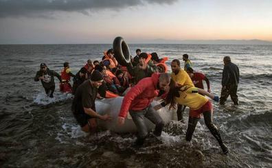 El número de desplazados forzosos en el mundo aumentó en 2017 hasta los 68,5 millones