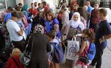 Extremadura registró 120 solicitudes de asilo a refugiados en 2017