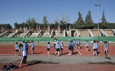Inversión de 540.000 euros para la zona deportiva del Cuartillo